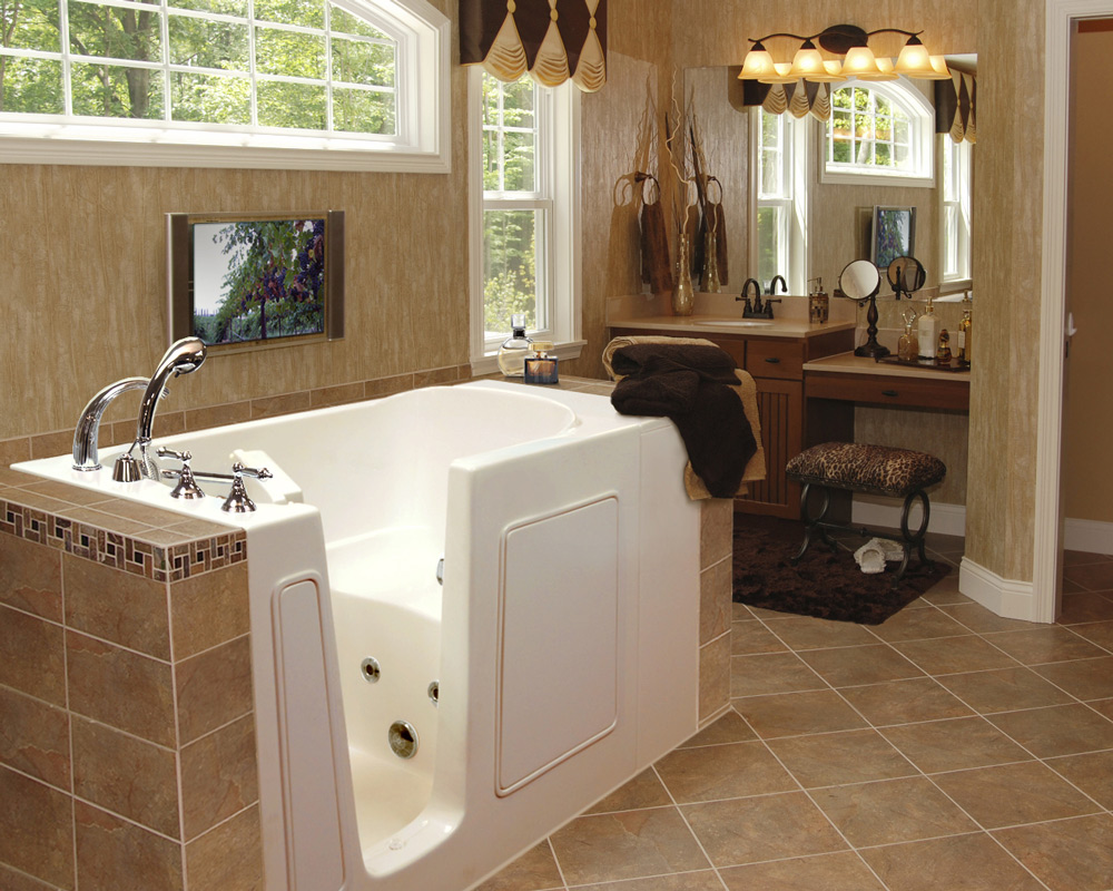 Walk-in Tubs Installation Columbus, OH | Easy Bath